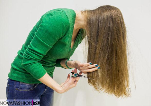 не стригите волосы