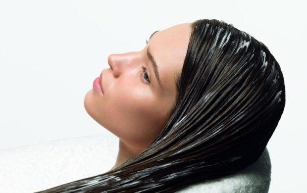 увлажнение волос