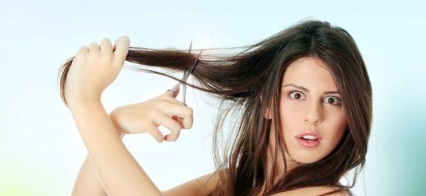откажитесь от похода в парикмахерскую