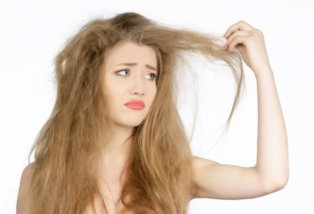 откажитесь от процедур для волос