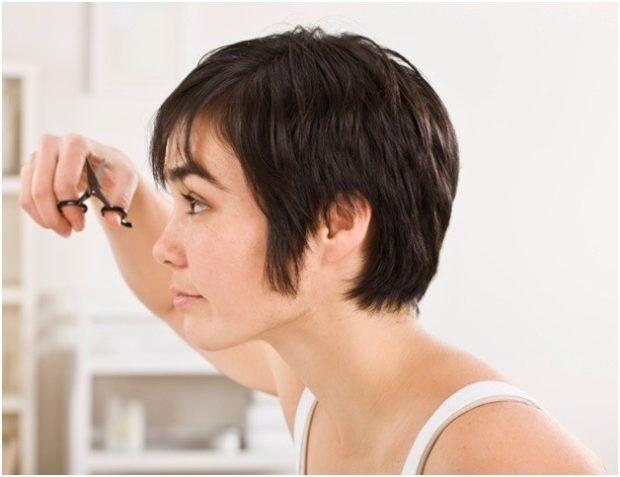 не стригите волосы сами