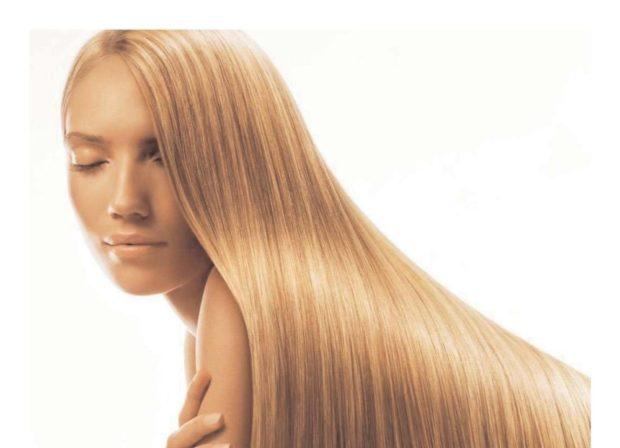 волосы будут сильные и красивые