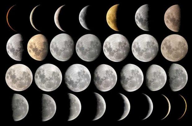 лунный календарь стрижек на июль 2018 года благоприятные дни - все фазы луны