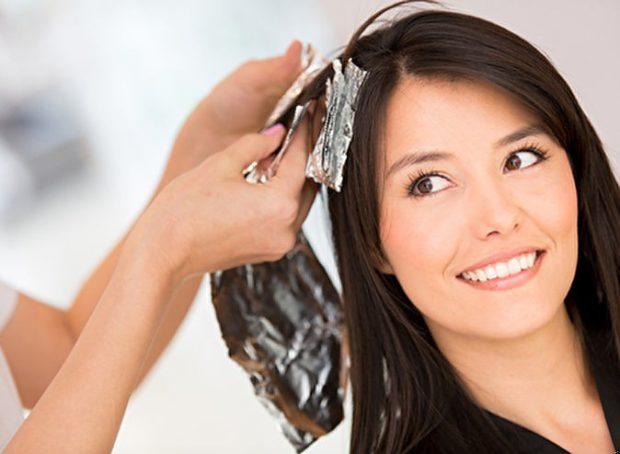 лучшие дни для покраски волос