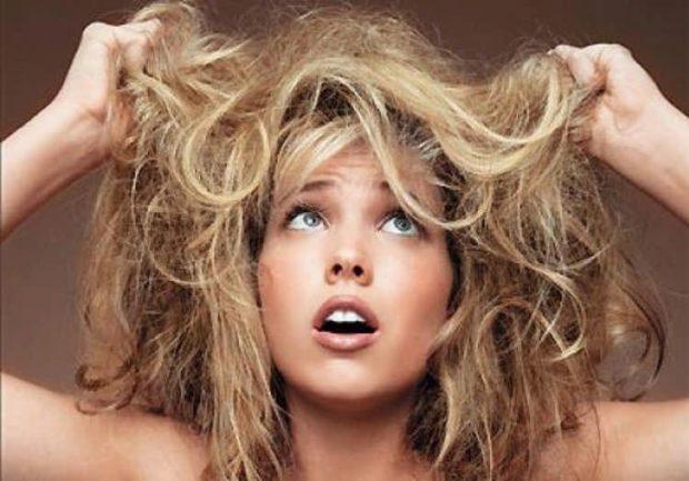 неудачный день для стрижки волос