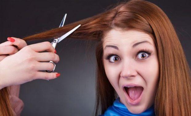 волосы станут ломкими