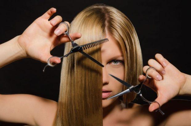 лучше не стричь волосы