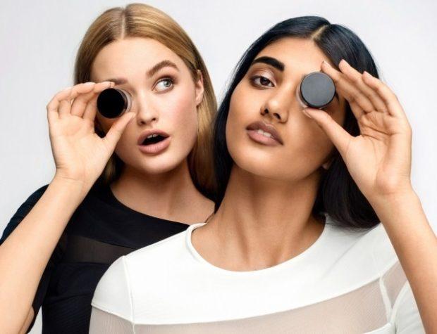 брови 2018 мода: густые натуральные светлые черные