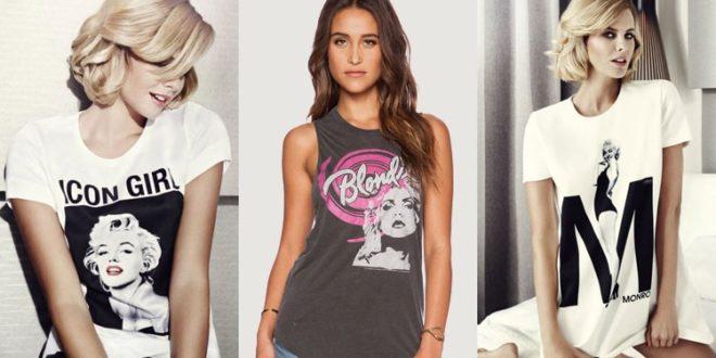 489da61e40099 Смотри! Модные футболки 2019 года женские 74 фото новинки тенденции