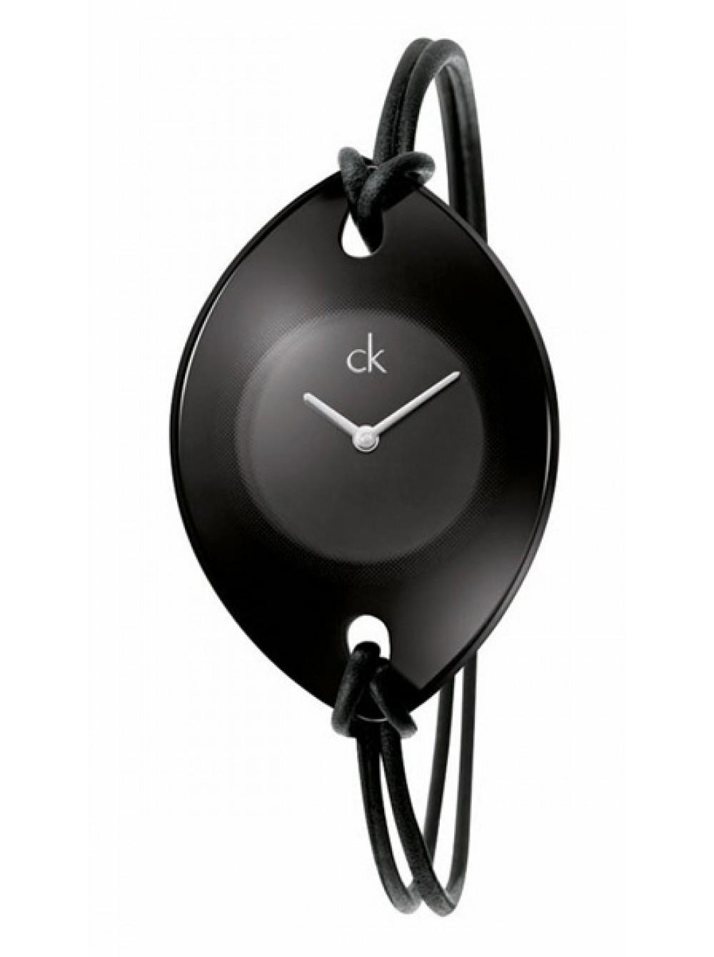 часы в форме капли без цифр