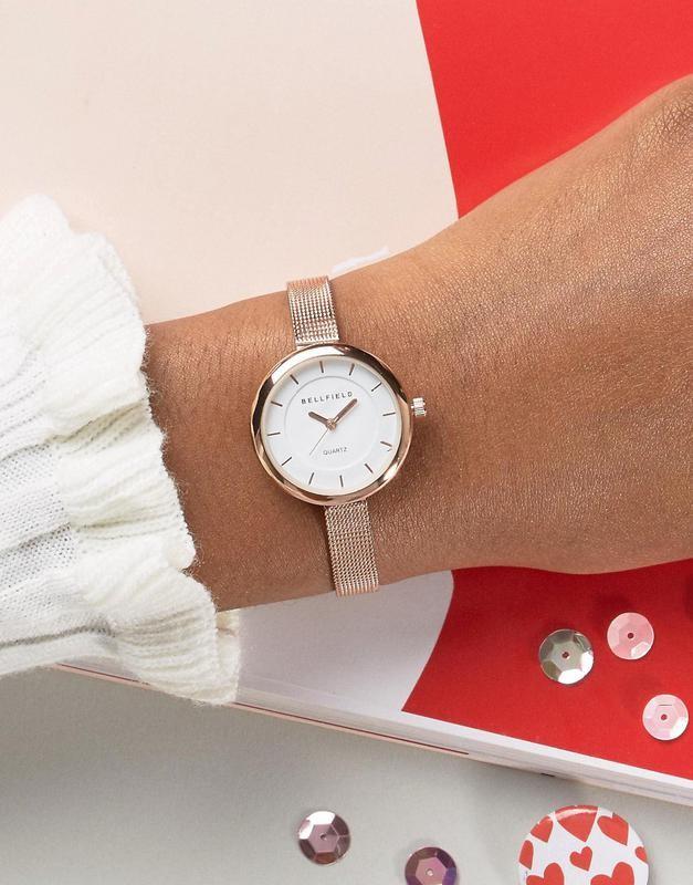 женские часы: миниатюрные металл