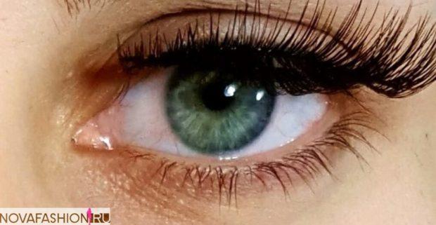 Furry Magnetic Eyelashes
