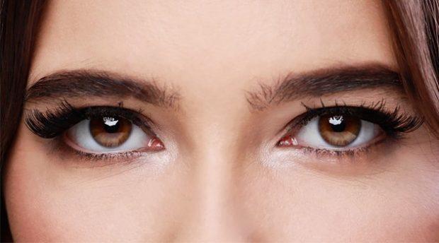eyelashes magnetic corners