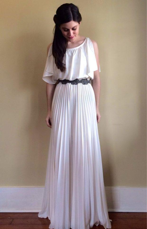 платье греческий стиль