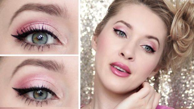 макияж на День св. Валентина