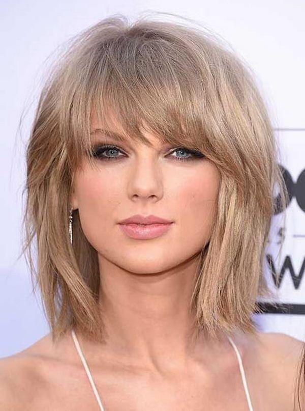 красивая стрижка на средние волосы 2019 2020 женские. Не требующие укладки