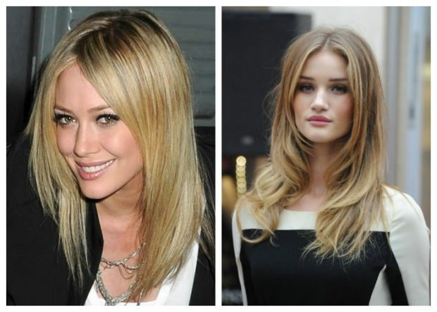 тренды укладки волос: каскад простой не объемный