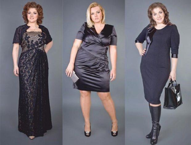 вечерние платья: серые длинное по колено миди