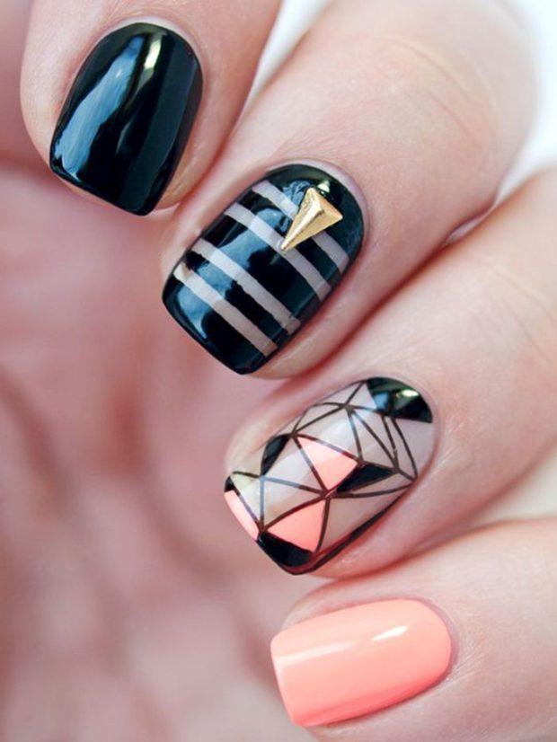 геометрический полоски