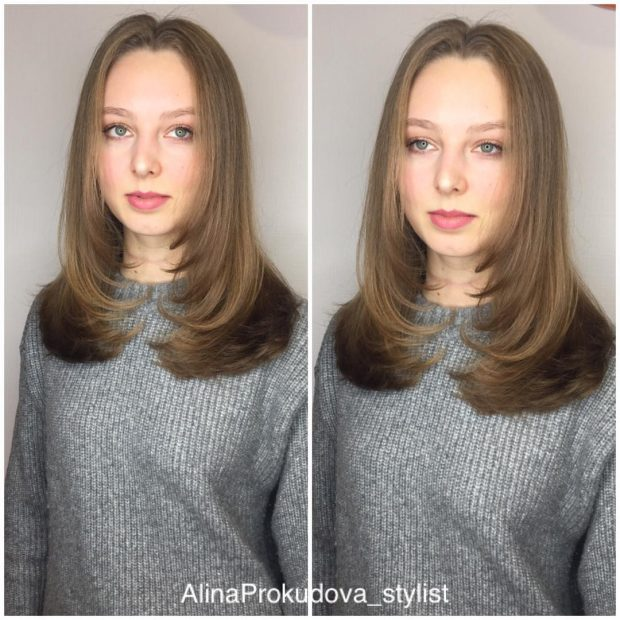 модные женские стрижки на средние волосы: фото тенденции