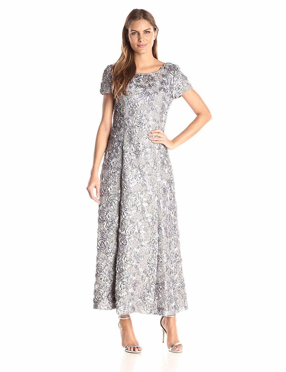 длинное летнее нарядное платье объемный принт