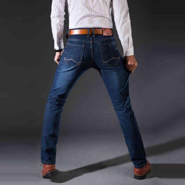 джинсы , коричневые туфли, коричневый пояс