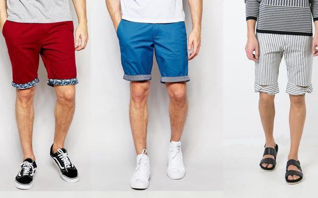 шорты красные,синие,серые