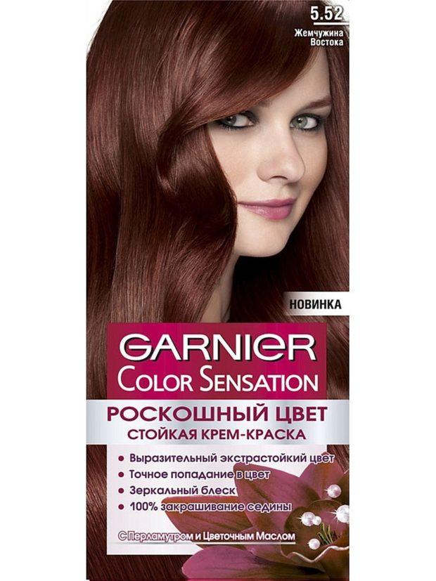 цвет марсала краска для волос