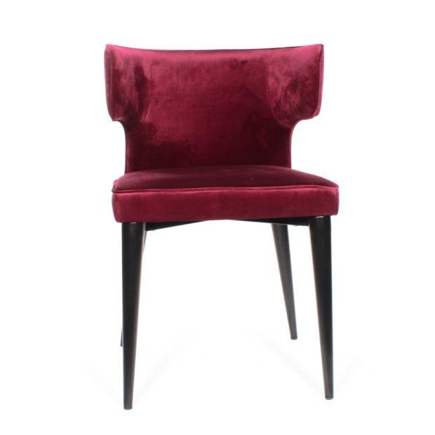 стул цвета марсала