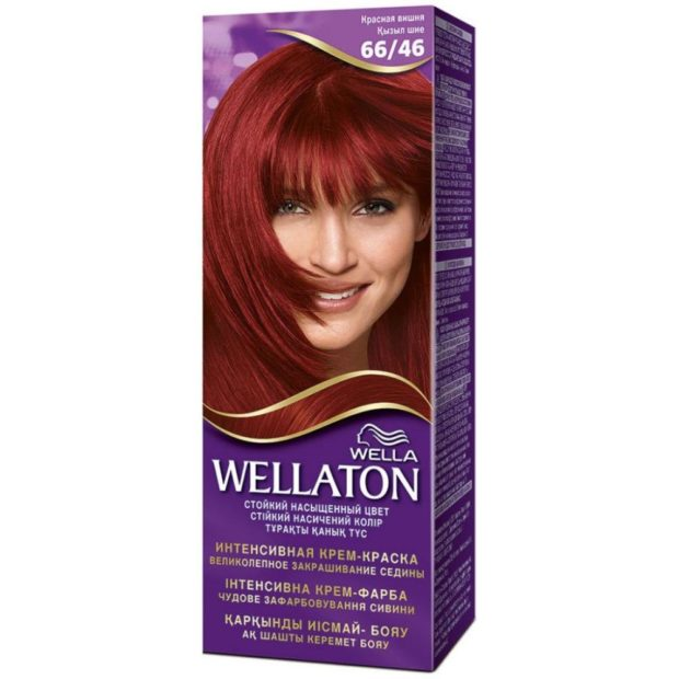краска цвета марсала для волос