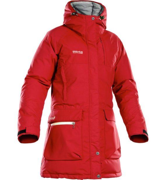 Женская зимняя куртка мембранные 2018 2019