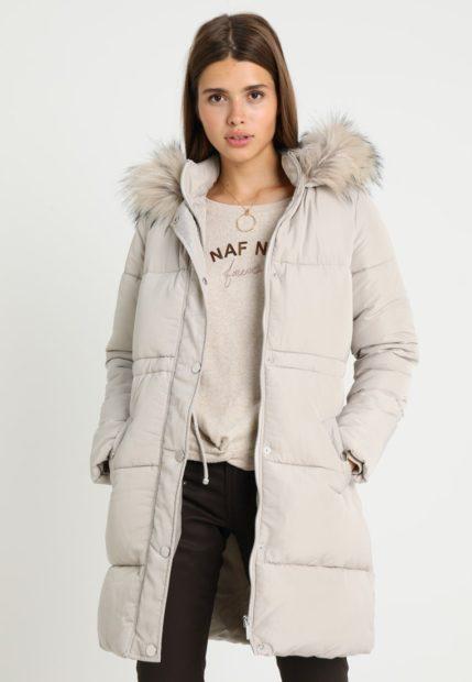 Модная зимняя куртка женская с мехом 2018 2019