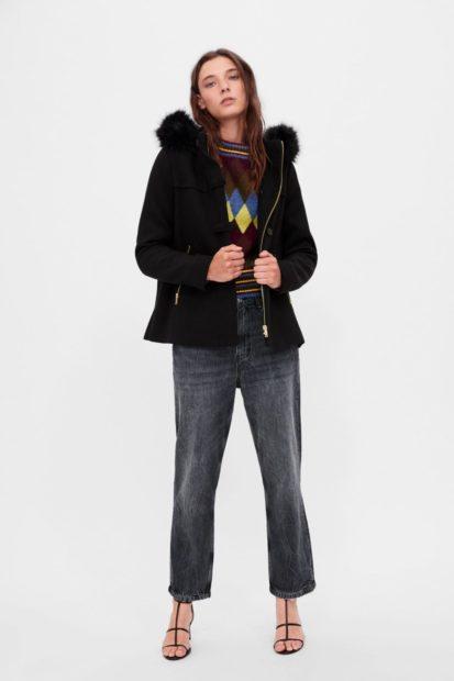 Модная зимняя куртка женская 2018 2019