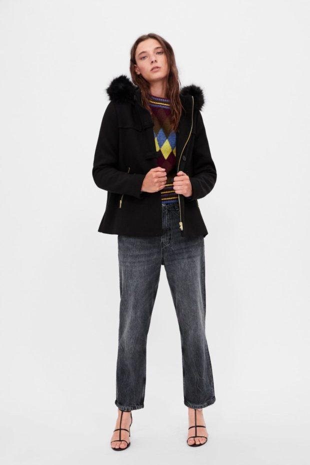 Модная зимняя куртка женская 2019-2020