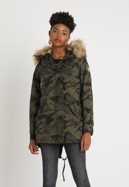 Женская длинная (удлиненненная) зимняя куртка 2018 2019