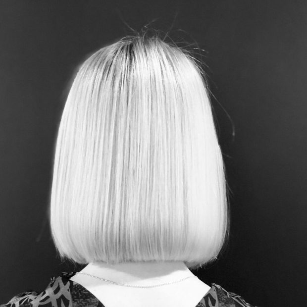 стрижка боб: на тонкие волосы