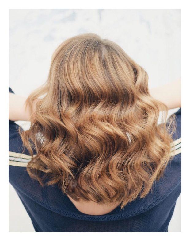 стрижка боб: на волнистые и вьющиеся волосы