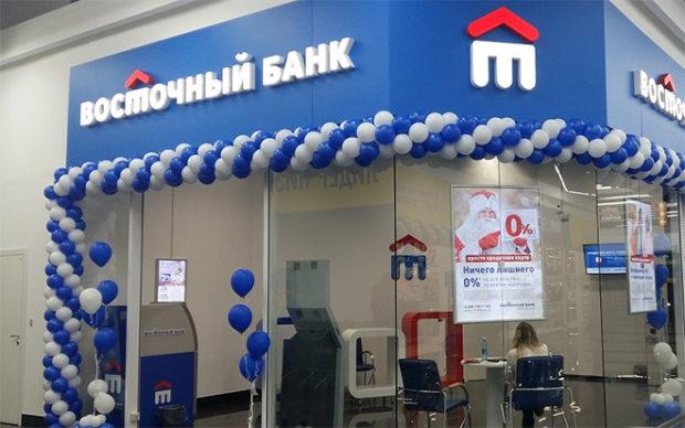 банк дающий кредит пенсионерам до 75 - восточный