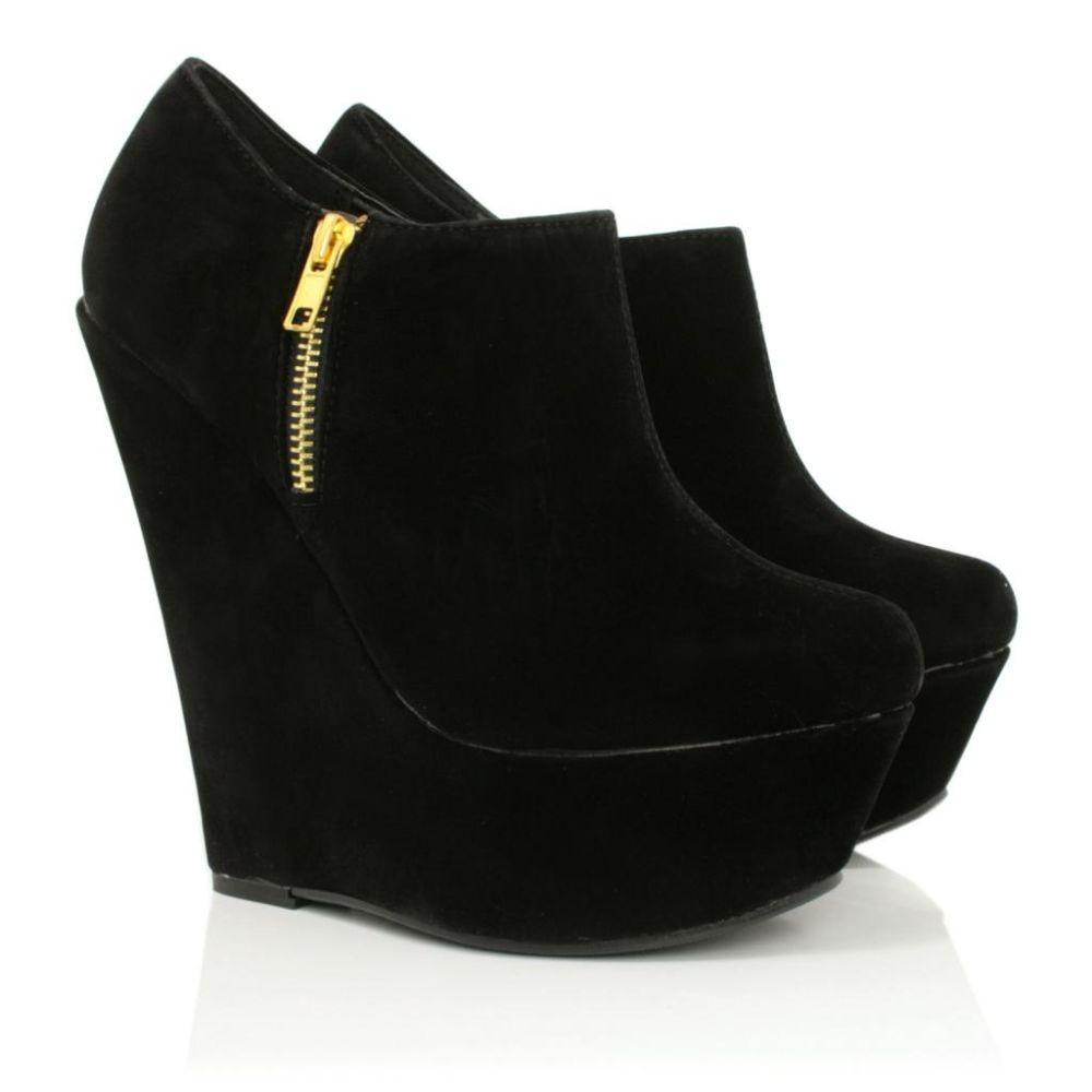 Модные ботинки зима осень