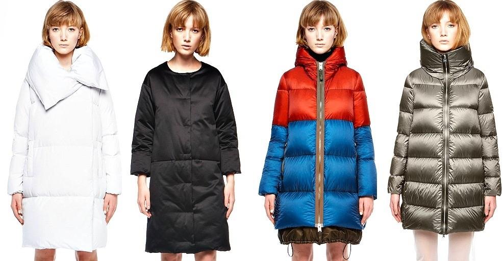 Что носить зимой 2018-2018 верхняя одежда фото