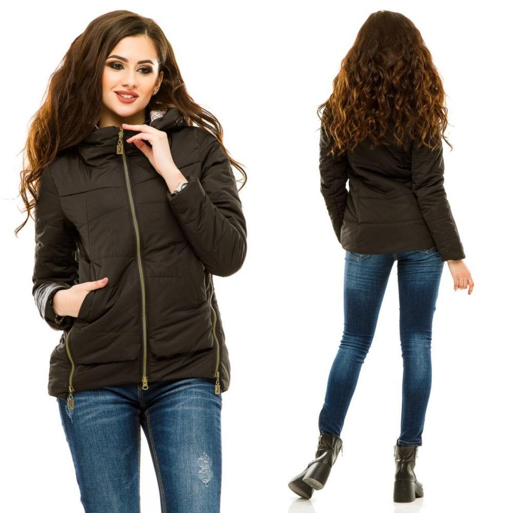 Модные куртки на синтепоне весна 2019 женские картинки