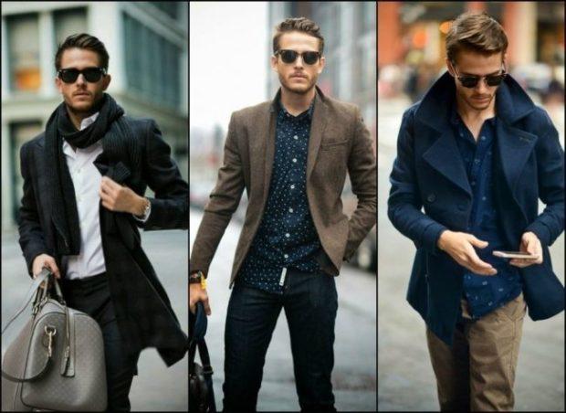 Модно одеться мужчине 2018