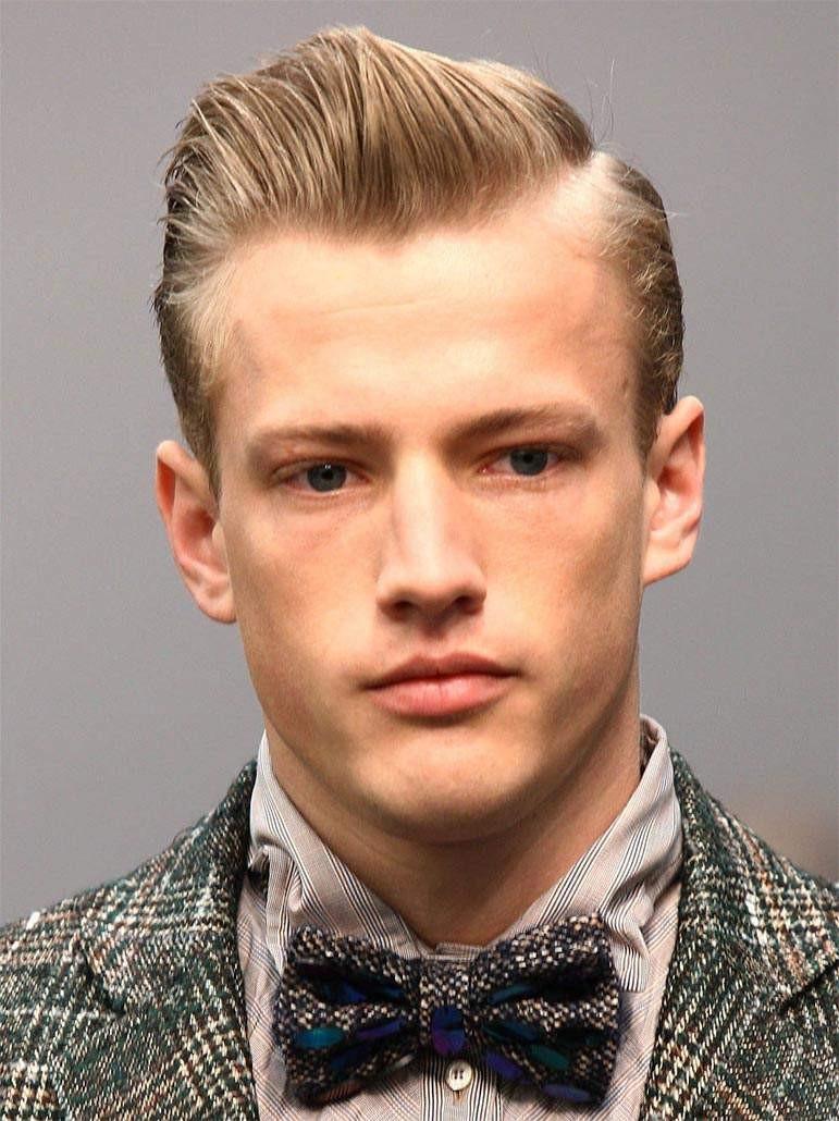 Тренды в моде мужских причесок