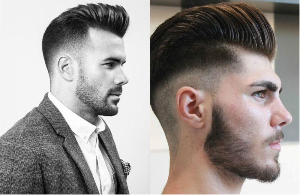 Летние мужские причёски фото